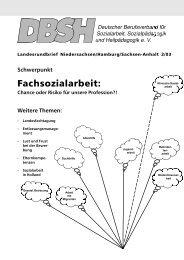 DBSH Zeitung 2-03.p65 - DBSH LV Niedersachsen