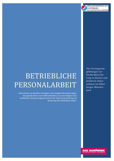 Betriebliche Personalarbeit - beim Handwerk im Landkreis ...