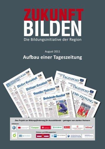 Aufbau einer Tageszeitung - zukunft-bilden.com