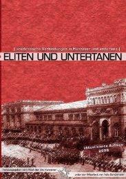 Eliten und Untertanen.pdf - AStA Uni Hannover