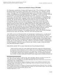 xxxiii Allgemeine musikalische Zeitung (1798-1848) Die Allgemeine ...