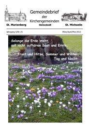 Brief 12-1 - St. Marienberg