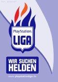 DAS MAGAZIN - PlayStation LIGA - Seite 2