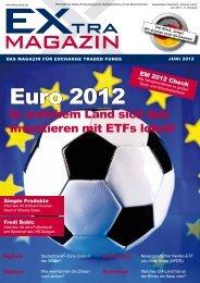 Euro 2012 - EXtra-Magazin