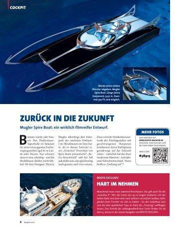 Artikel Boote Magazin zum Download