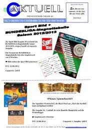 !!!Neues Sammelwerk!!! - Pressevertrieb Greiser KG