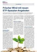 Wo ETfs handeln? - EXtra-Magazin - Seite 6