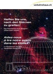 Factsheet - Verkehrshaus der Schweiz
