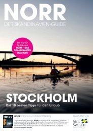 NORR: Top-10-Guide für Stockholm (pdf, 5 - Visit Sweden