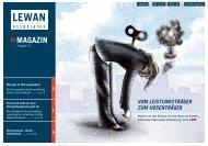 lewan magazin 21 - LewanASSOCIATES
