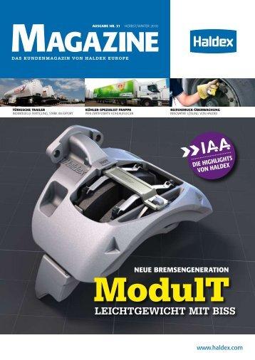 Magazine - Haldex