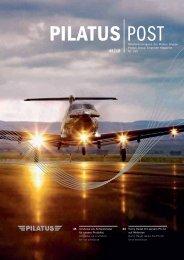 Mitarbeitermagazin der Pilatus Gruppe Pilatus Group Employee ...