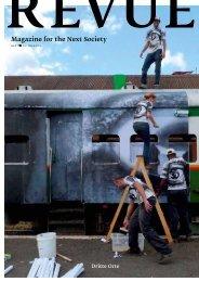 Magazine for the Next Society - Rimini Protokoll