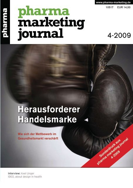 pharma marketing journal - Ideo