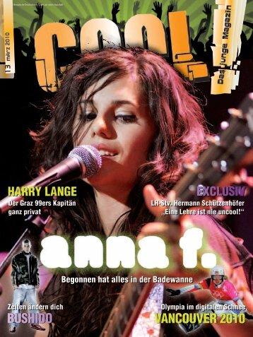 BUSHIDO VANCOUVER 2010 - Cool Magazin