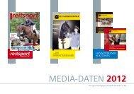 Mediadaten - Hannoveraner Verband