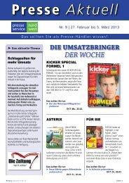 09 / 13 - Friesen Presse Vertrieb GmbH & Co.KG