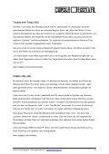 Programmübersicht Cupola Festival 2011 - Seite 6