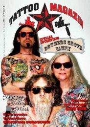 TM - Tattoo Magazin