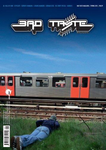 Bad Taste Magazine 09 2011 Presse PDF