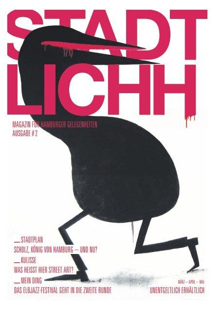 Stadtlichh # 2 - STADTLICHH Magazin