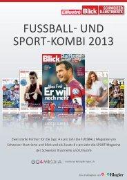 Sport- und Fussball-Magazin Kombi 2013.indd - Go4media.ch