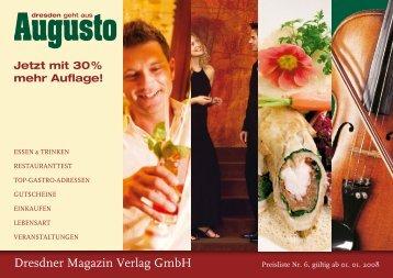 Dresdner Magazin Verlag GmbH