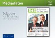 Mediadaten Nr. 1 2013 - Midrange Magazin