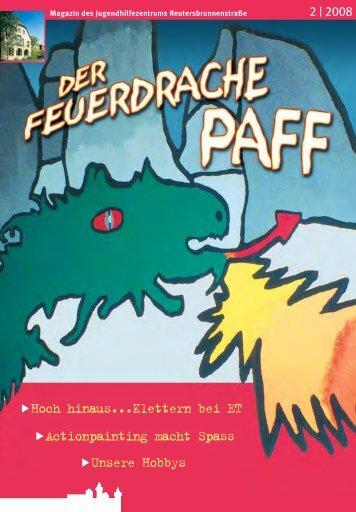 Magazin PAFF - Kinder - Jugendamt der Stadt Nürnberg