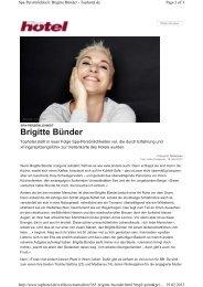 Brigitte Bünder - Park Weggis