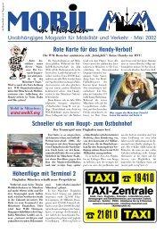 in München - Mobil in Deutschland e.V.