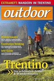 ExtrahEft: wandErn im trEntino - Trentino SpA