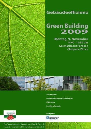 Green Building 2009