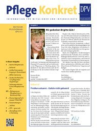 editorial Wir gedenken Brigitte güls ! - DPV