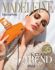 Madeleine - Favourites Frühjahr Sommer 2013