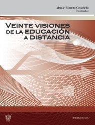 Veinte visiones educación distancia