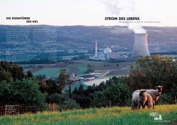 STROM DES LEBENS - Kernkraftwerk Leibstadt AG