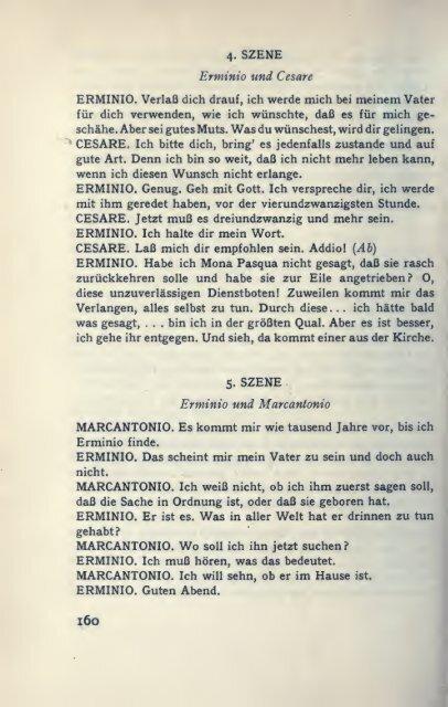 Drei italienische Lustspiele aus der Zeit der Renaissance