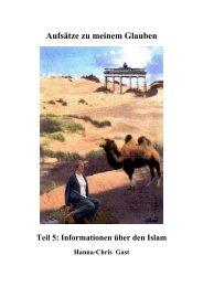 Informationen über den Islam - Siebener Kurier