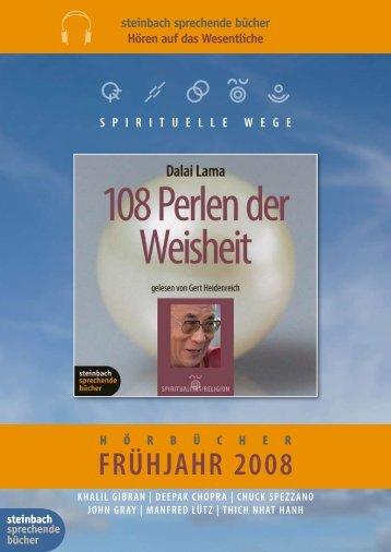 FrÜhjahr 2008 - Steinbach Sprechende Bücher