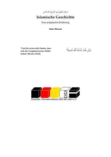 Islamische Geschichte - Way to Allah