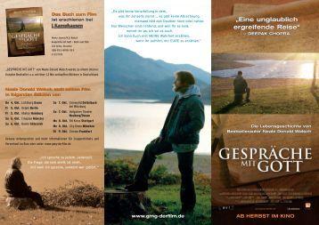 Eine unglaublich ergreifende Reise - Gespräche mit Gott