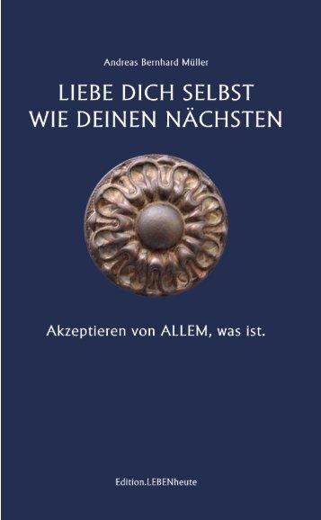 Kostenloser Download des eBooks - Andreas B. Müller