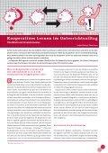 Kooperatives Lernen im Unterrichtsalltag - Seite 2