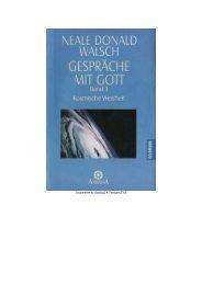 Gespräche mit Gott - Buch 3 - Sapientia