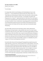 Der lange Abschied von der DDR - Geschichtswerkstatt Jena eV