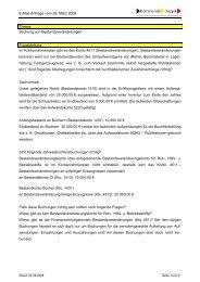E-Mail-Anfrage vom 26. März 2008 Thema: Buchung von ...