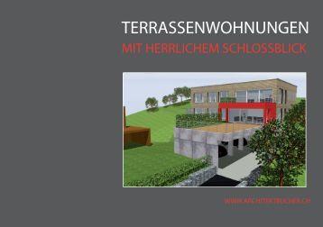 Titelblatt Doku Terrassenhaus.indd - Architekturbüro Bucher AG