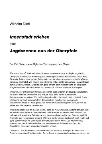 Innenstadt erleben - Wilhelm Dietl