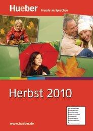 Lektüren Deutsch als Fremdsprache - Hueber
